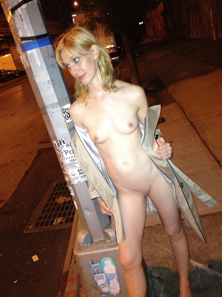 naughty women flashing in public dating porn